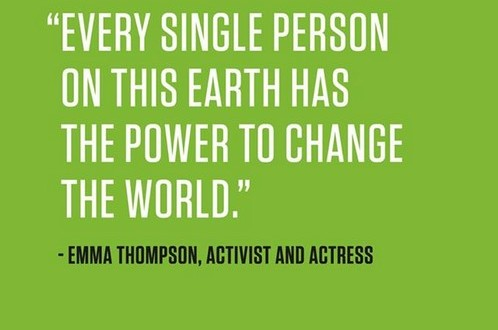 Emma Thompson Actress & Climate Activist